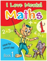 Mental Maths Books