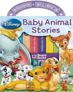 Baby Animal Story Book