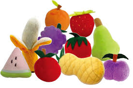 Fruits Puppet