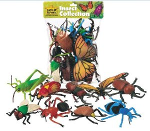 Plastic Insects