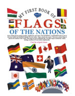 My First Book of Flags of the Nation