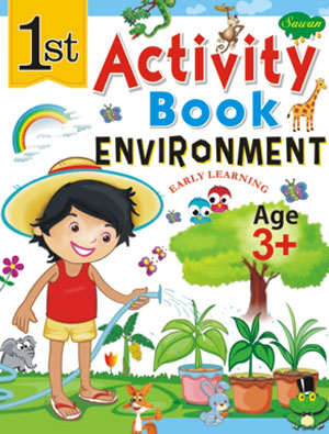 1st Activity Book Environment (3+)