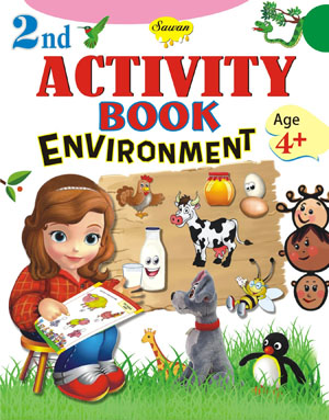 2nd  Activity Book Environment (4+)