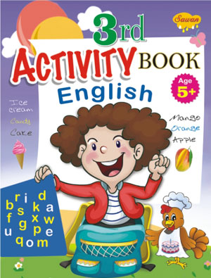 3rd Activity English  (5+)