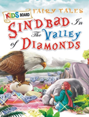 Kids Board Fairy Tales  Sindbad and The Valley of