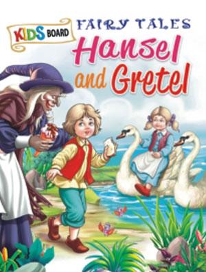 Kids Board Fairy Tales  Hansel And Gretel