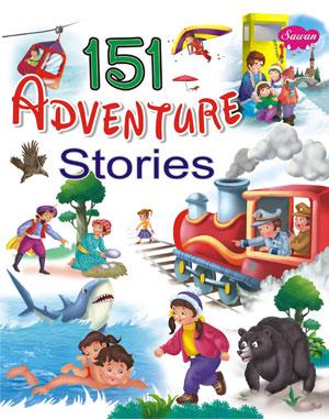 151 Adventure Stories
