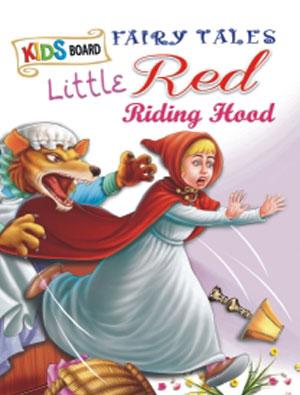 Kids Board Fairy Tales  Little Red Riding Hood