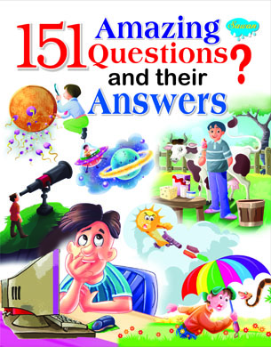 151 Amazing Question & Their Answers