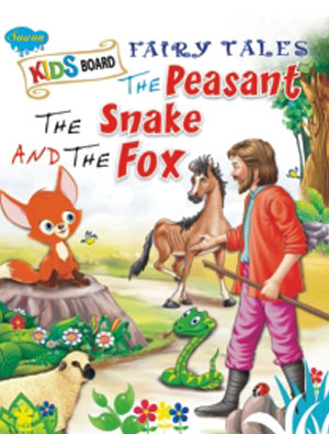 Kids Board Fairy Tales  The Peasant, The Snake and