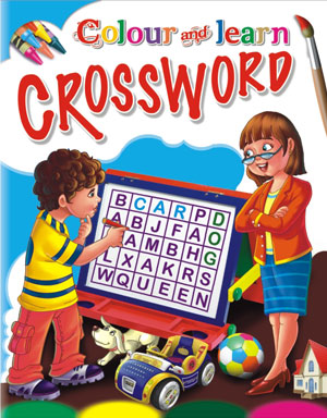 Colour & Learn Crossword