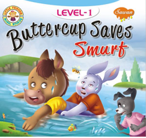 Buttercup Saves Smurf (Level-1)