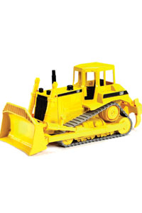 Cat Bulldozer