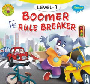 Boomer: The Rule Breaker (Level-3)