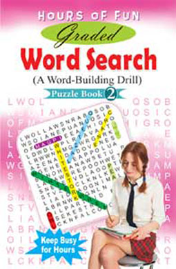 Graded Word Search Puzzle Book-2