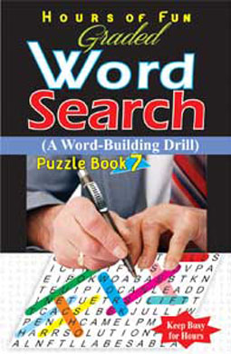 Graded Word Search Puzzle Book-7