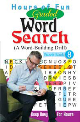 Graded Word Search Puzzle Book-8