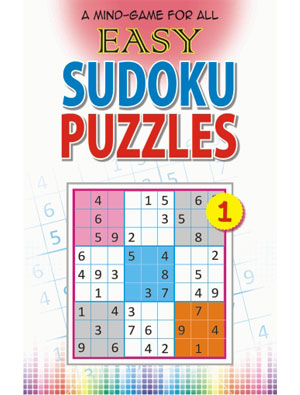 Easy Sudoku Puzzles-1