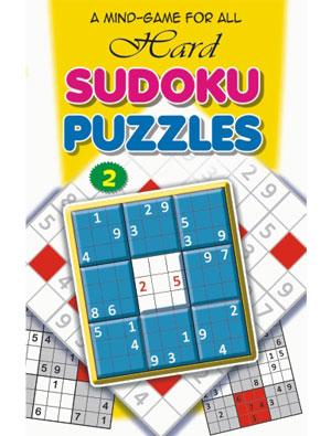 Hard Sudoku Puzzles-2