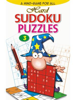 Hard Sudoku Puzzles-3