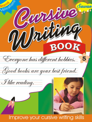 Cursive Writing Book-5