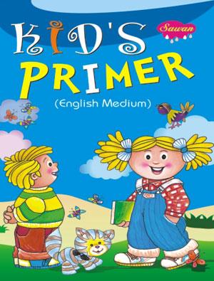 Kid's Primer (English Medium)
