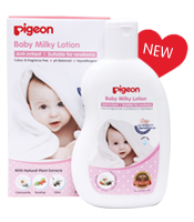 BABY MILK LOTION 300 ML
