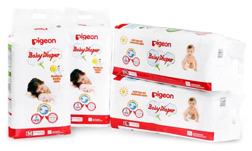 PIGEON BABY DIAPER XL SIZE 30PCS