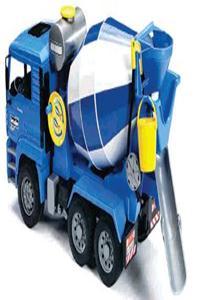Man TGA Cement Mixer