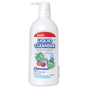 LIQUID CLEANSER FOR NURSING PRODUCTS, 700ML