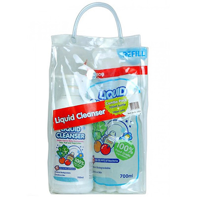 COMBO PACK OF LIQUID CLEANSER