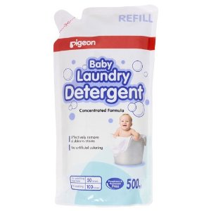 COMBO PACK OF LAUDRY DETERGANT BOTTLE AND REFILL