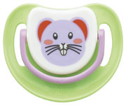 SILICONE PACIFIER STEP 1, MOUSE
