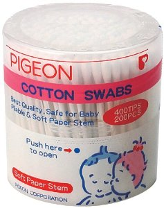 COTTON SWABS 200 PCS THIN COMBO PACK