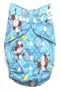 Alva baby cloth Diaper1