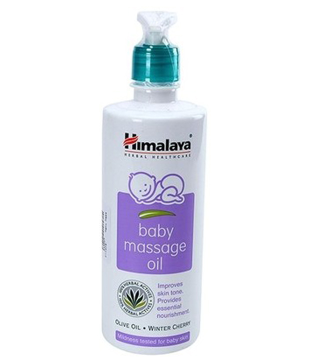Baby massage oil 500ml