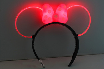 LED Mini mouse head band