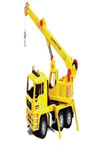 Man TGA Crane Truck