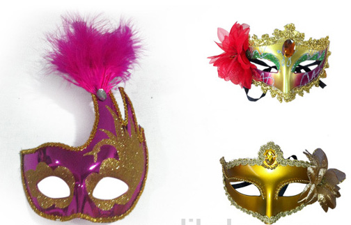Simple Design Masquerade Party Mask