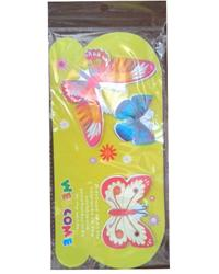Butterfly 100 Stickers