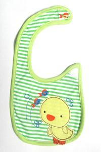 Cute Green Baby Bibs