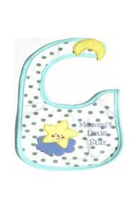 Mummy`s Little Star Baby Bibs