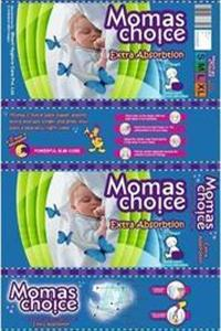 Momas Choice Baby Diaper Large 36