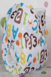 Cloth Diaper - ABC123