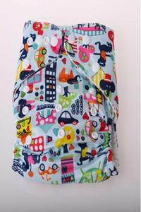 Cloth Diaper - City Style