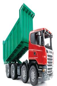 Scania R-Series Tipper Truck