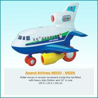ANAND  AIRLINES  (PVC)