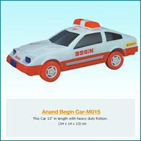 ANAND  BEGIN  CAR