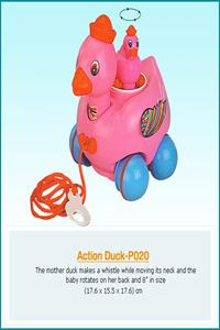 ACTION  DUCK