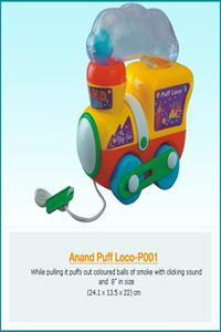 ANAND  PUFF  LOCO